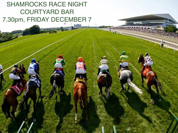 race night 1