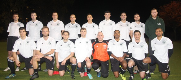 First team v Polonia2