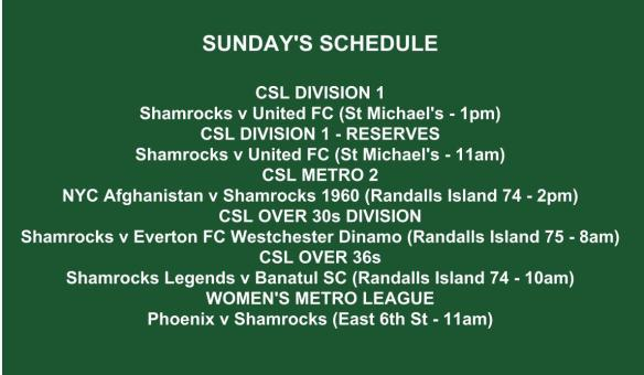 SHAMROCKS sunday schedule graphic (6)