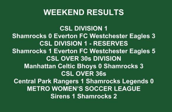 SHAMROCKS sunday schedule graphic-2