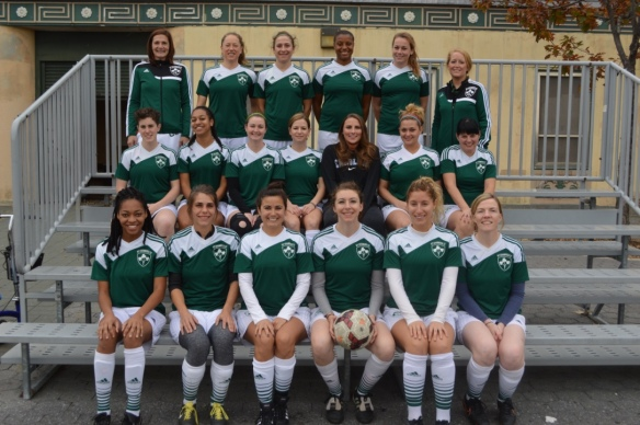 rocks women team photo