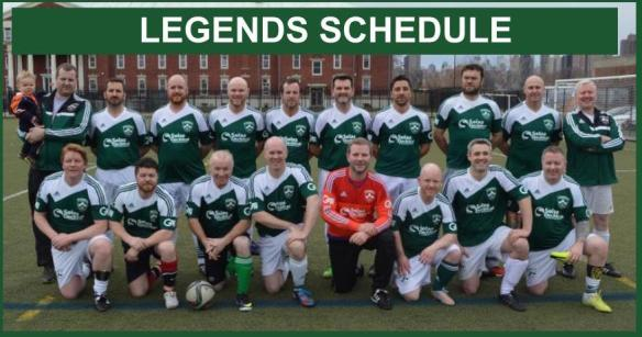 legends schedule photo