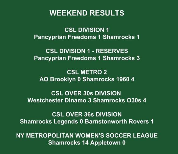 SHAMROCKS sunday schedule graphic (2)
