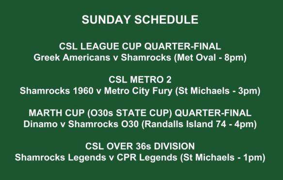 SHAMROCKS sunday schedule graphic (3)