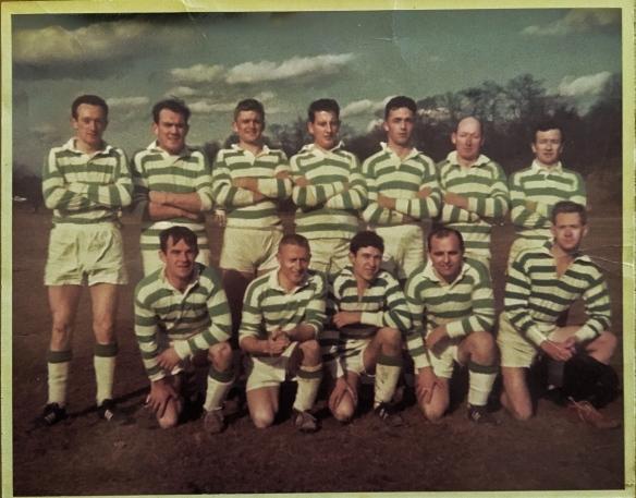 shamrocks b team photo
