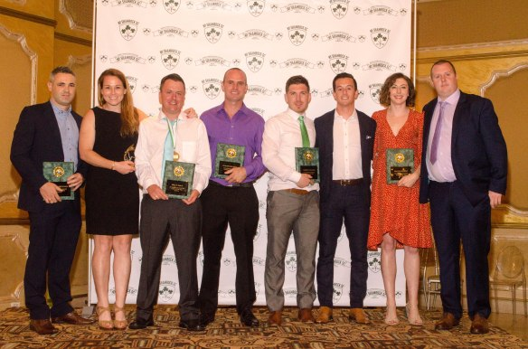 Shamrocks players of the year 01