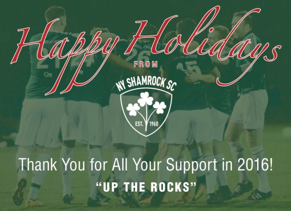 shamrocks-holiday-card