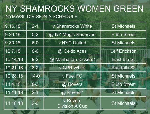 ROCKS SCHED 006 women green