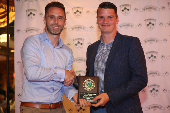 012 Shamrocks Awards Banquet 2019 photographs 3W0A1134
