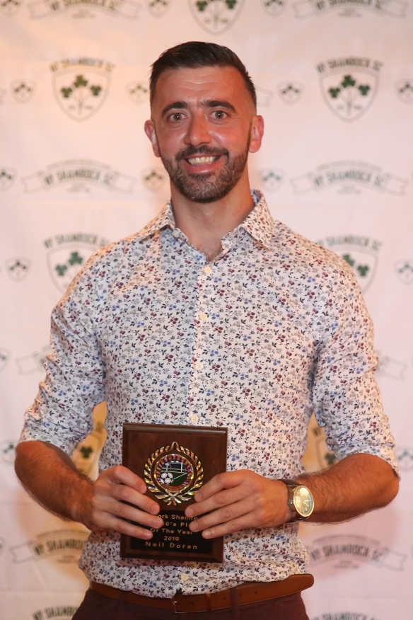 013 Shamrocks Awards Banquet 2019 photographs 3W0A1131