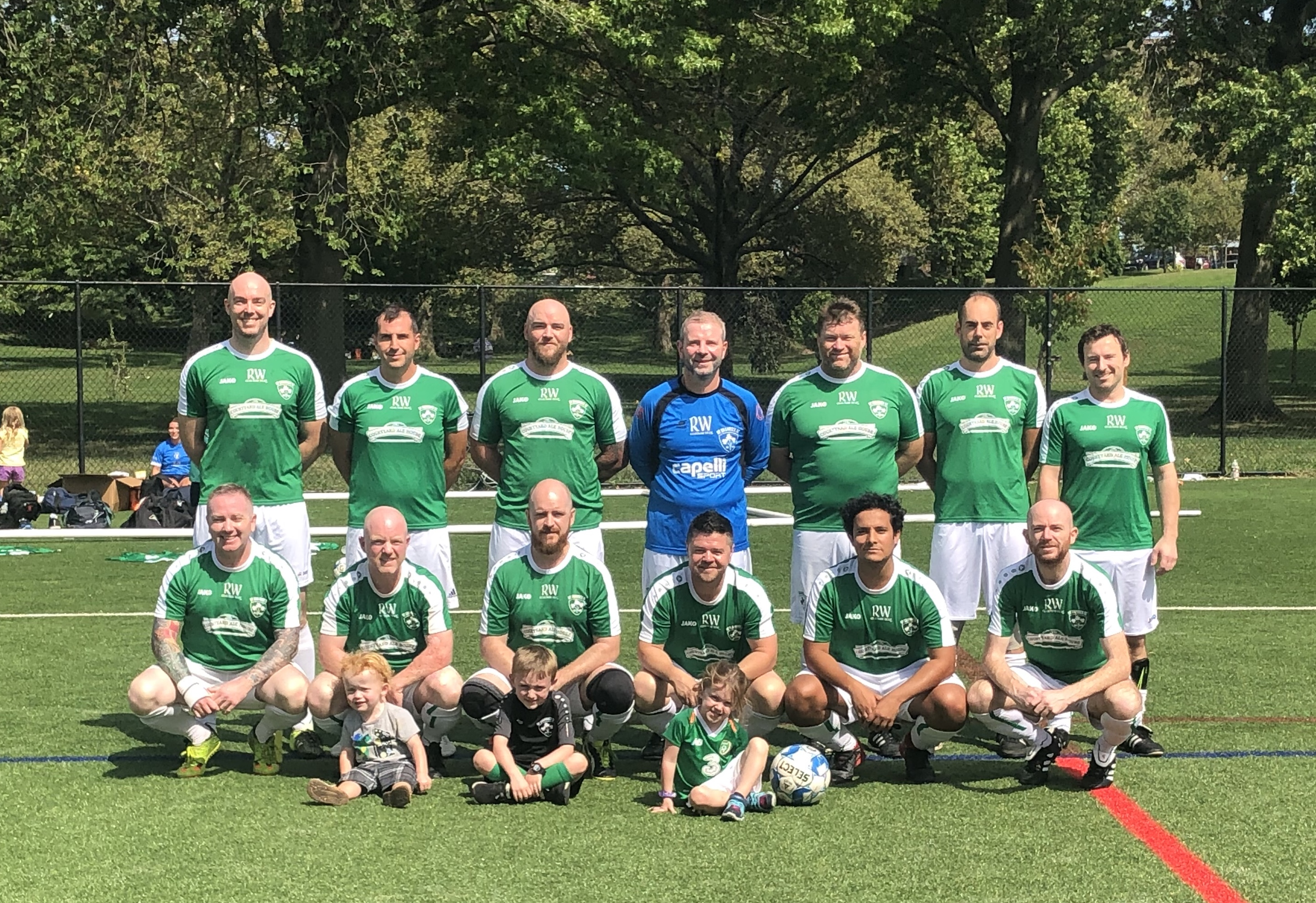 2019-09-08 Legends v greeks