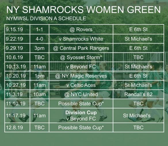 ROCKS SCHED 006 women green 2019